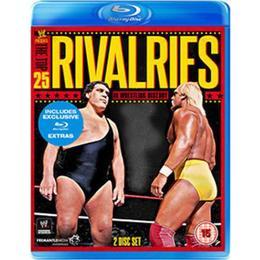 WWE: Top 25 Rivalries [Blu-ray]